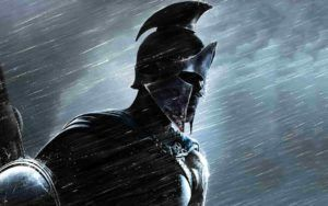 Spartan General Warrior Rain